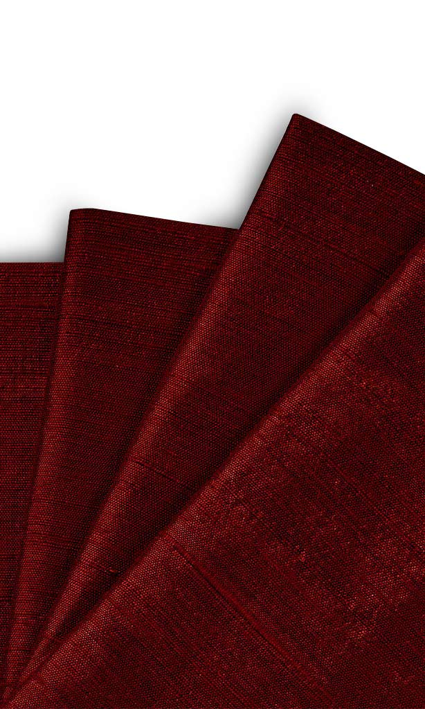 Red Affordable Window Treatments