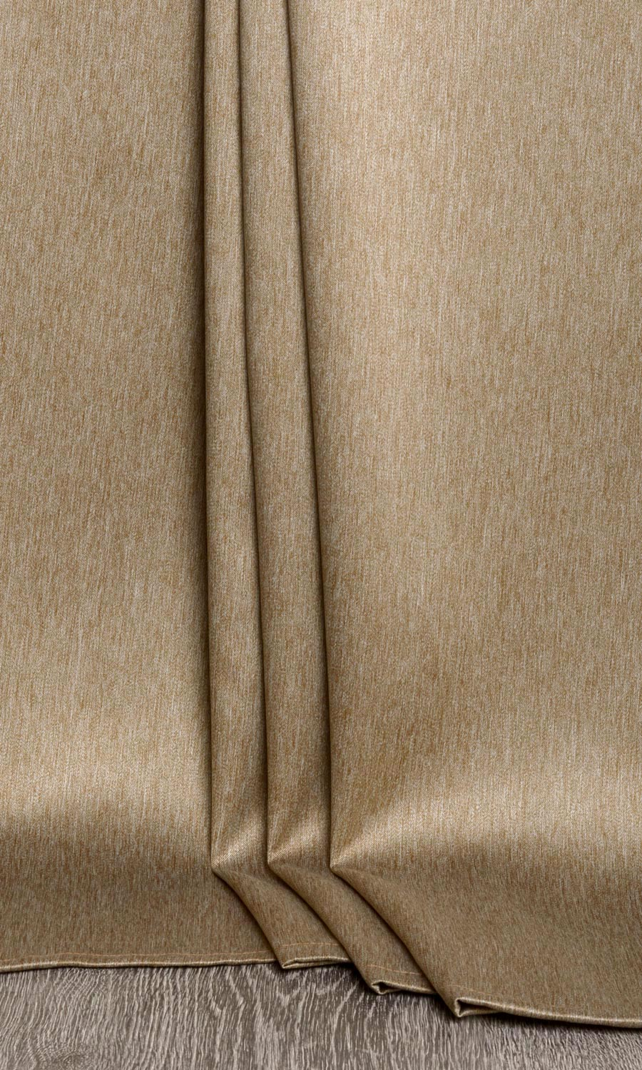 Brown Custom Drapes For Dining Room