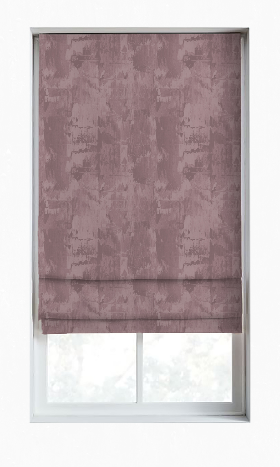 Printed Bedroom Custom Drapes