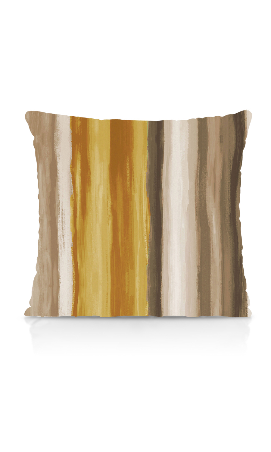 Abstract Printed Custom Cushions For Living Room