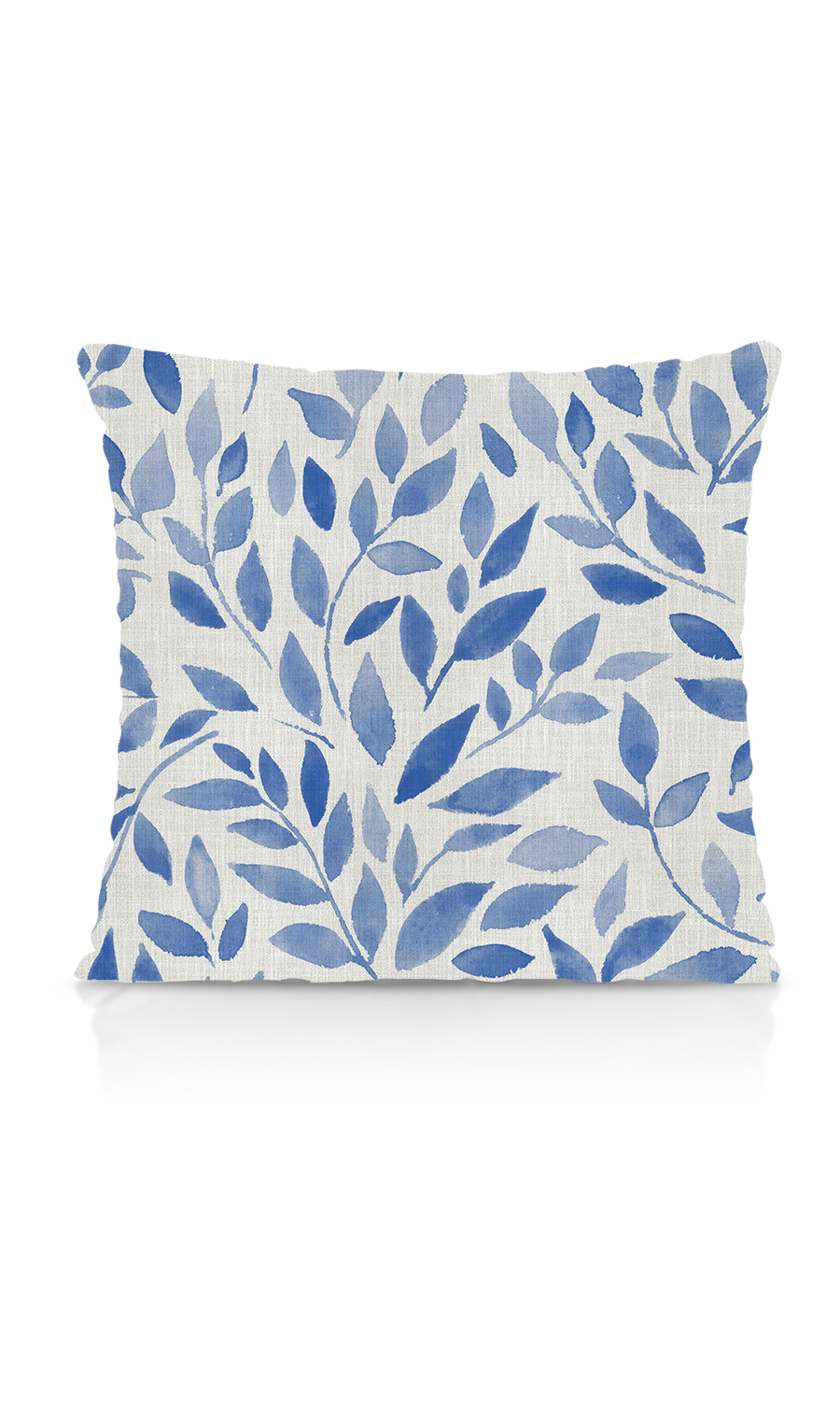 Floral Printed Custom Cushions For Dining Room