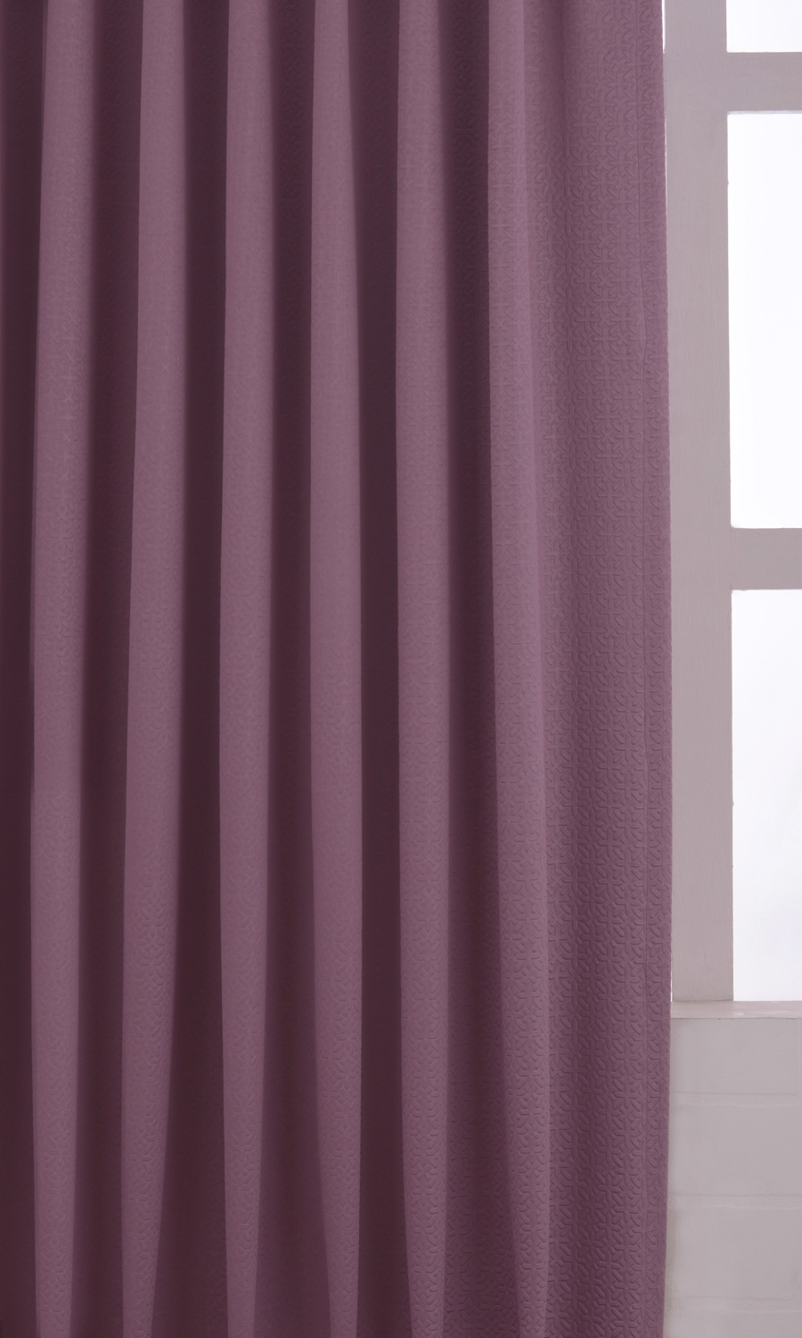 Purple Blackout Custom Curtains For Living Room