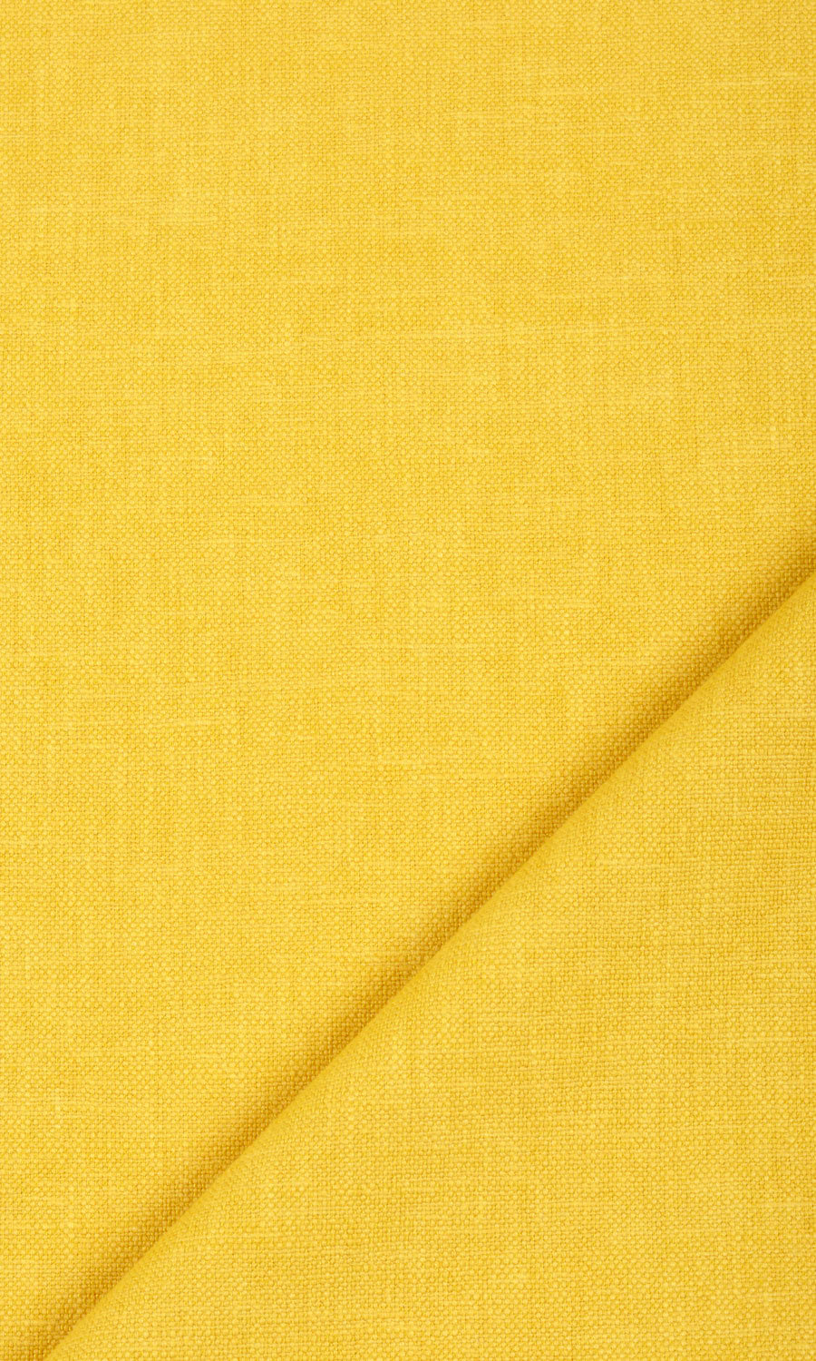 Yellow Custom Drapery For Dining Room