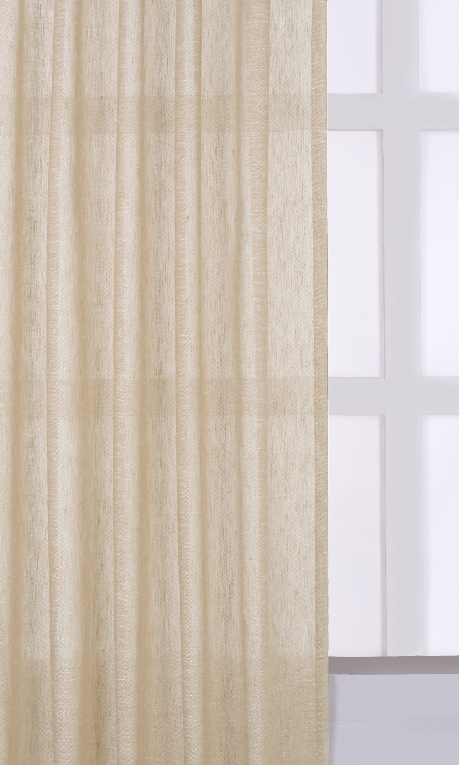 Sheer Affordable Custom Drapes