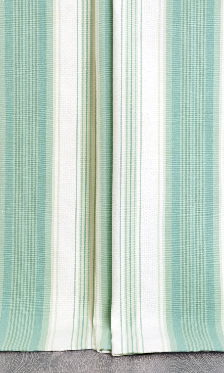 Striped Custom Curtains For Living Room