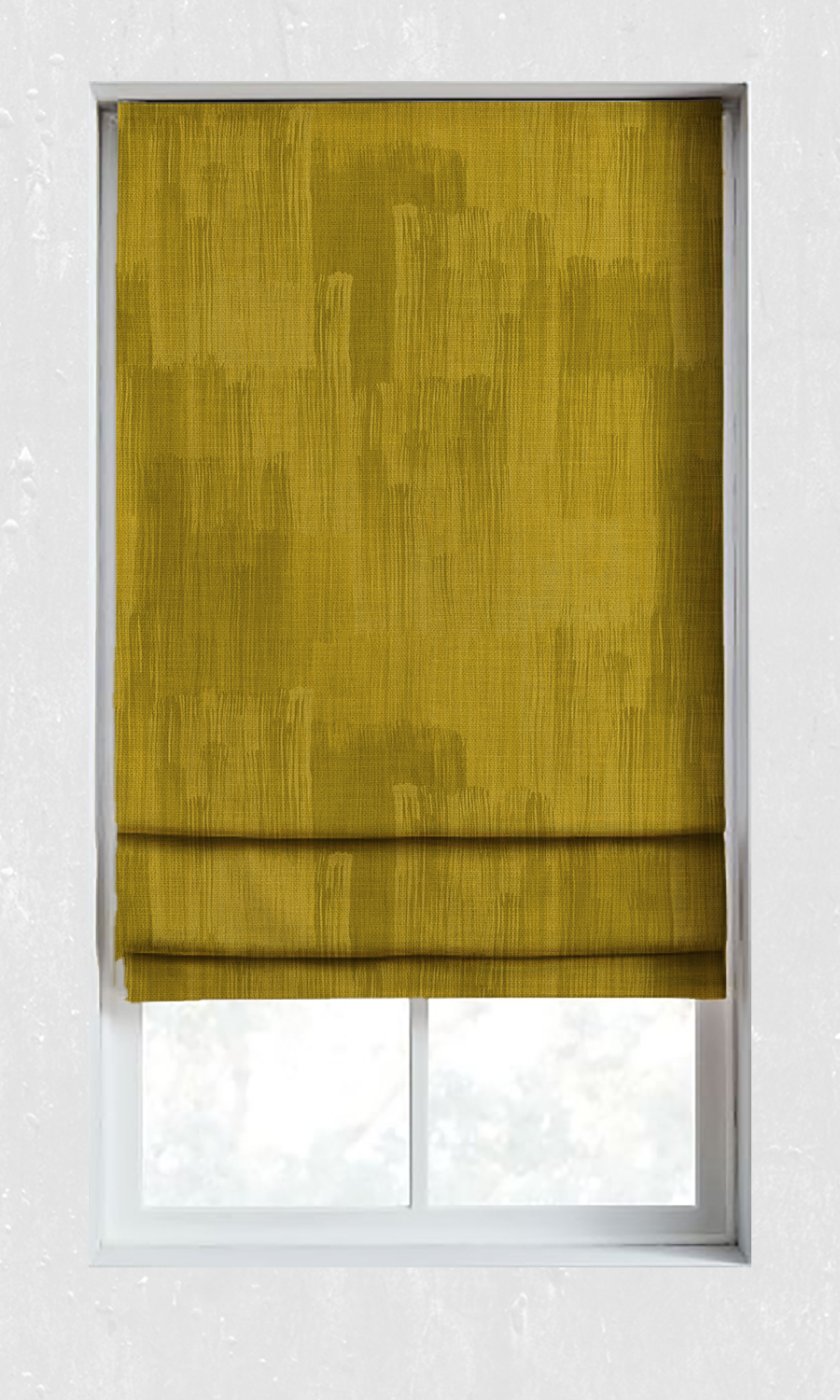Yellow Blackout Blind For Boys Room