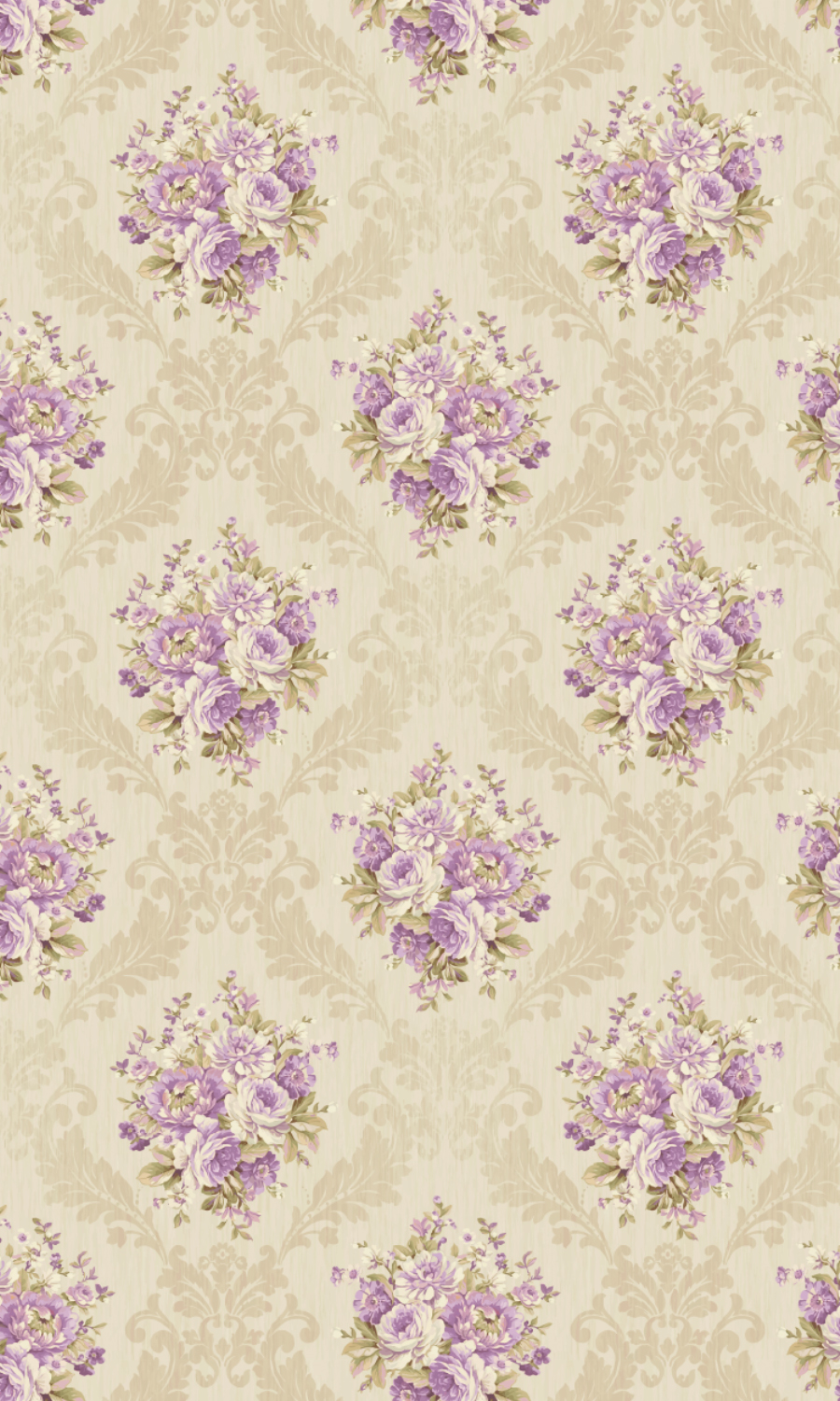 Floral Printed Custom Drapes For Living Room