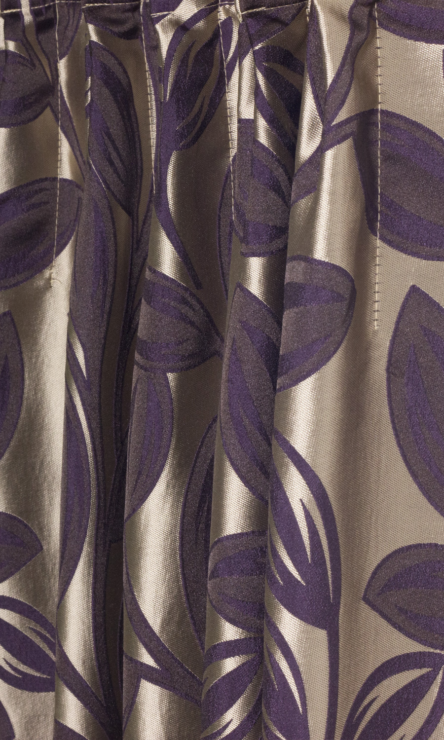Floral Custom Curtains For Bedroom