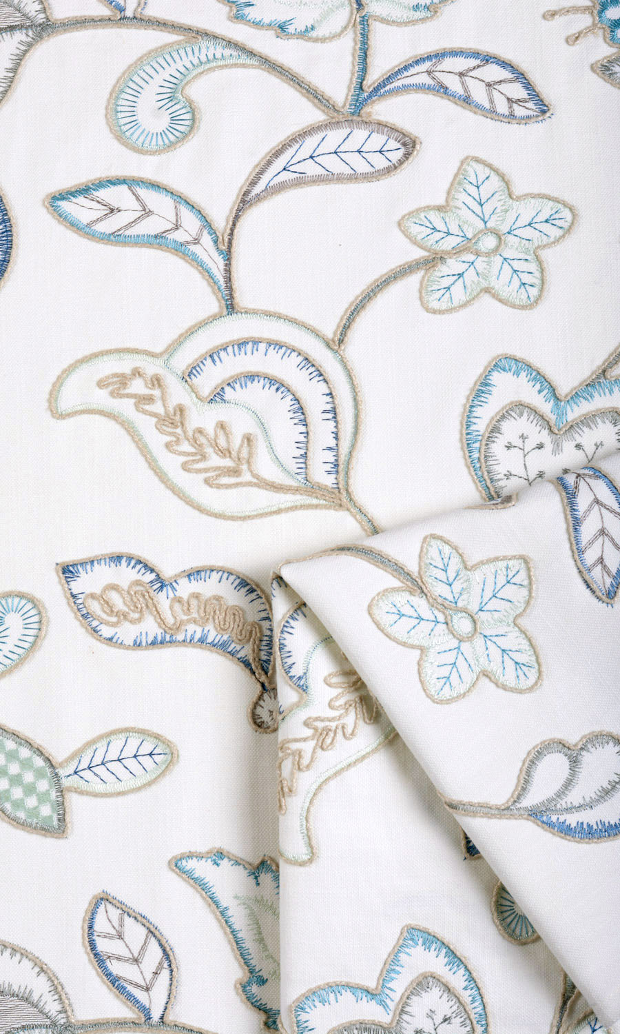 Floral Printed Roman Shades For Bedroom