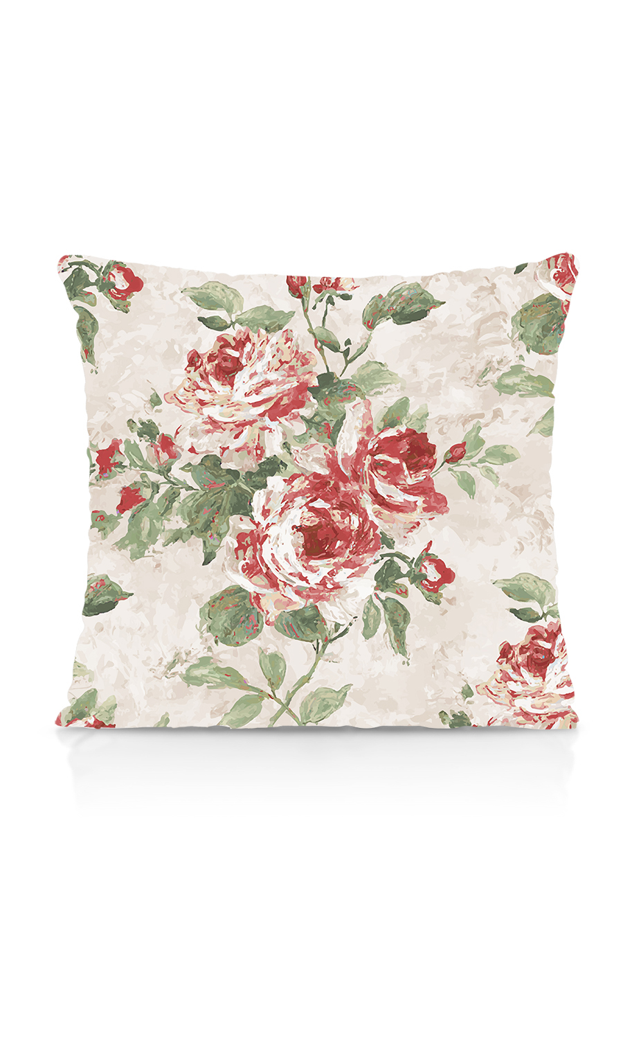 Flower Print Living Room Cushions