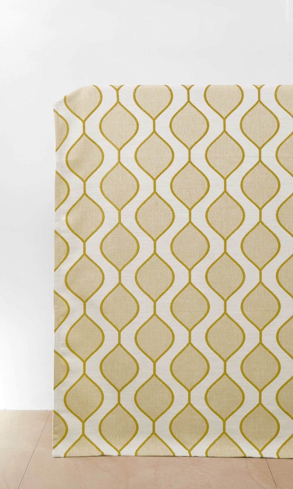 Yellow Custom Curtains For Bedroom