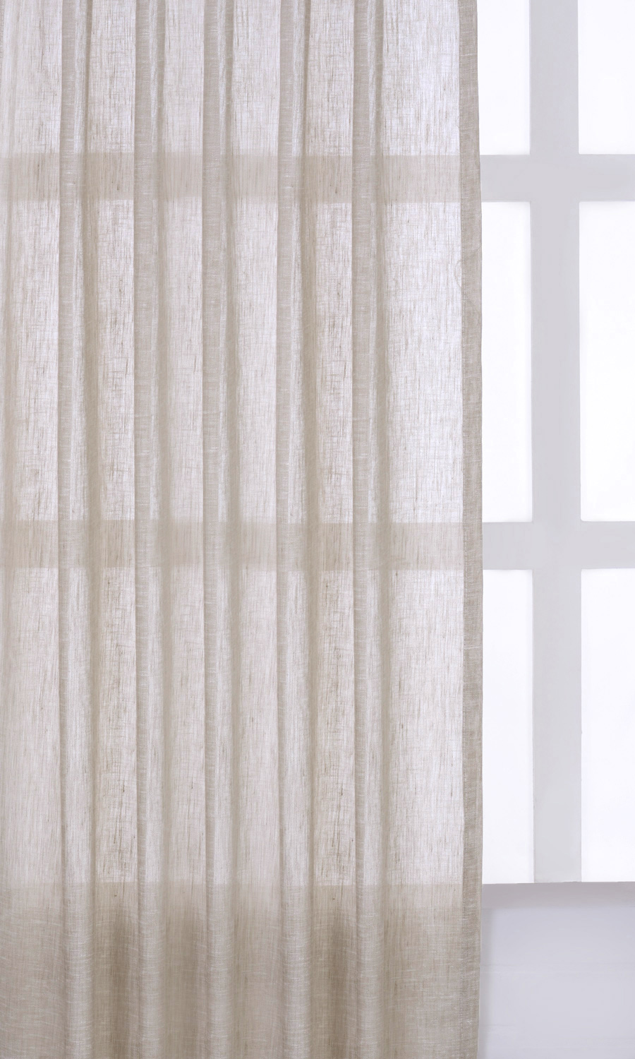 Sheer Extra Long Custom Curtains