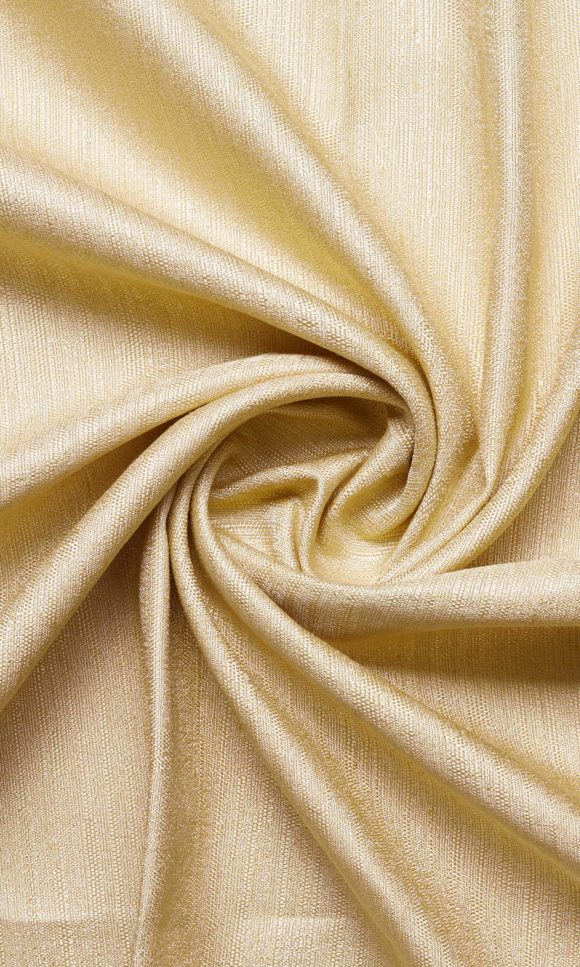 Beige Custom Drapes For Kitchen