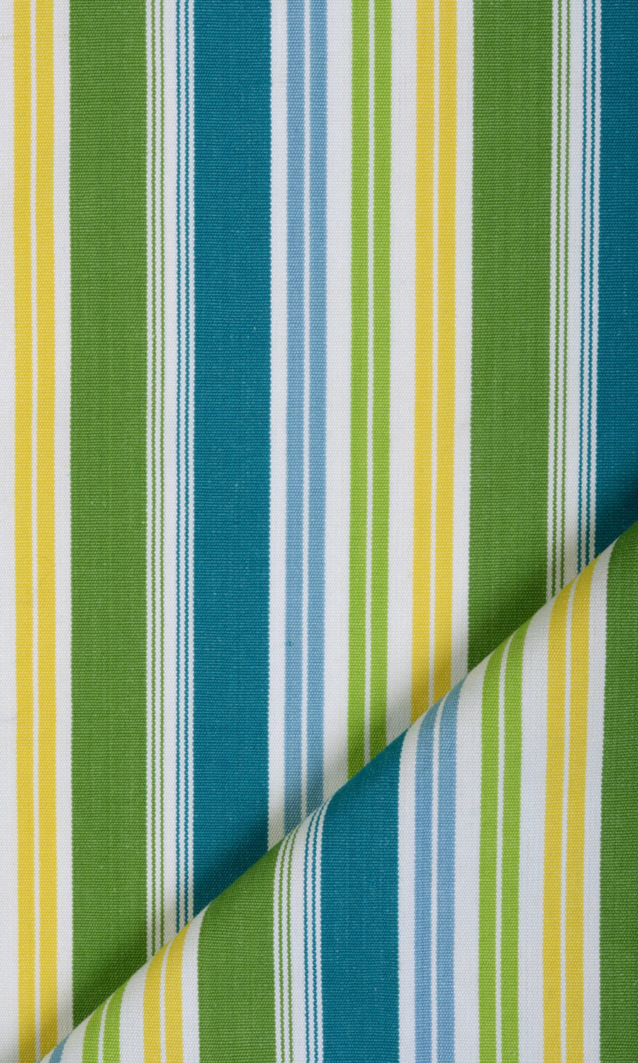 Striped Custom Fake Shades For Dining Room