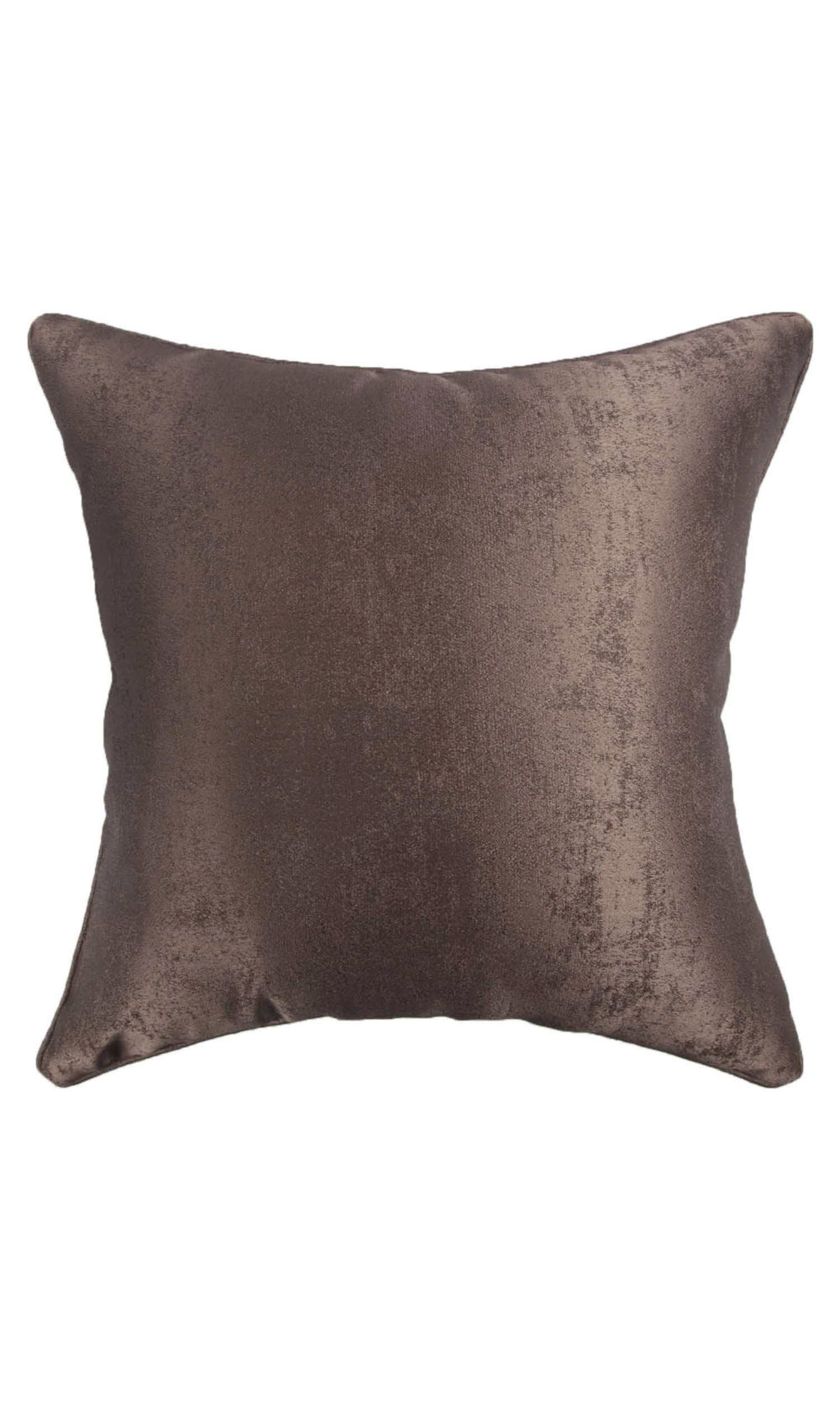Brown Budget Cushion Cover