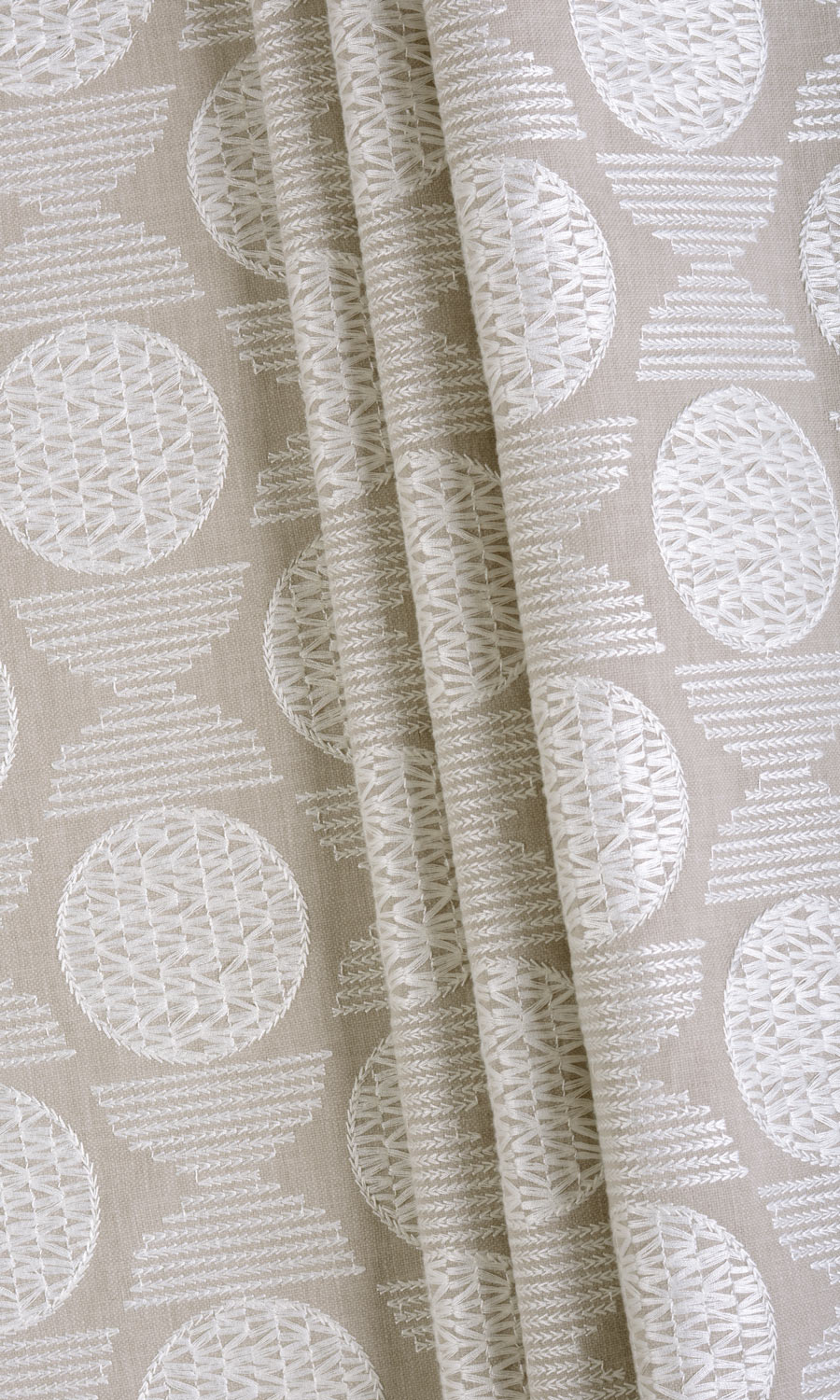 Cotton Custom Curtains For Living Room