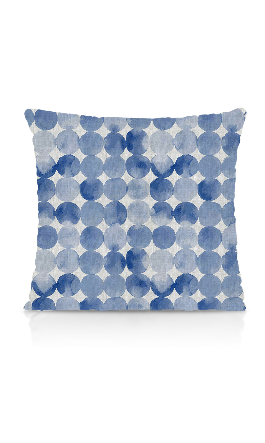 Geometric Custom Cushions For Bedroom