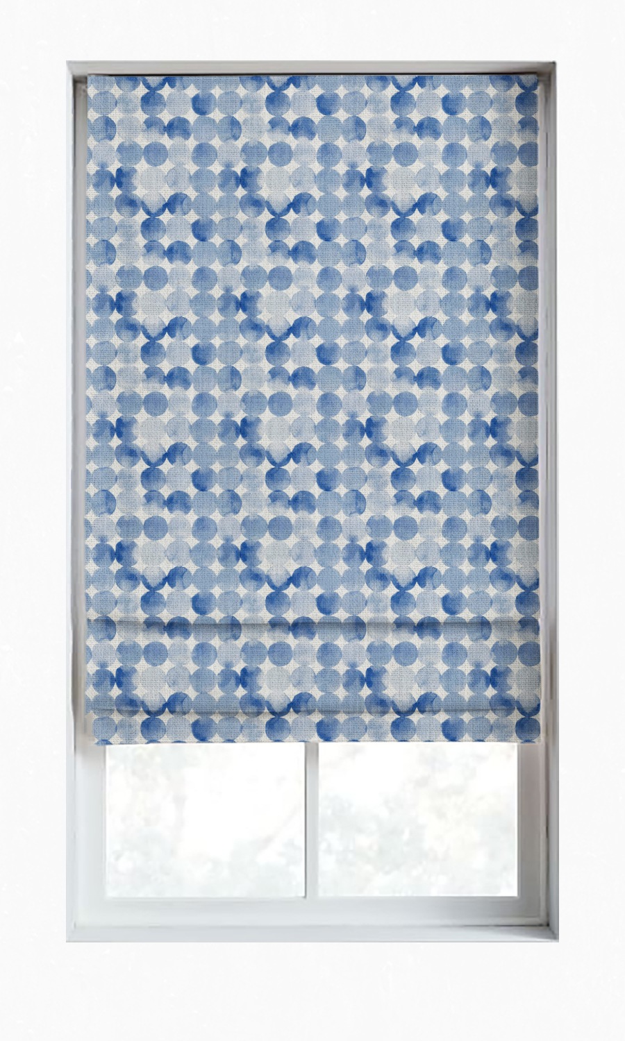 Printed Custom Window Treatments