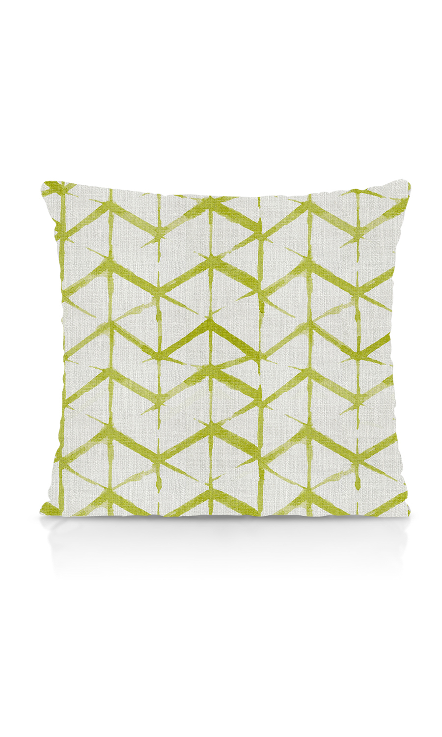 Zig Zag Printed Budget Cushion Cover