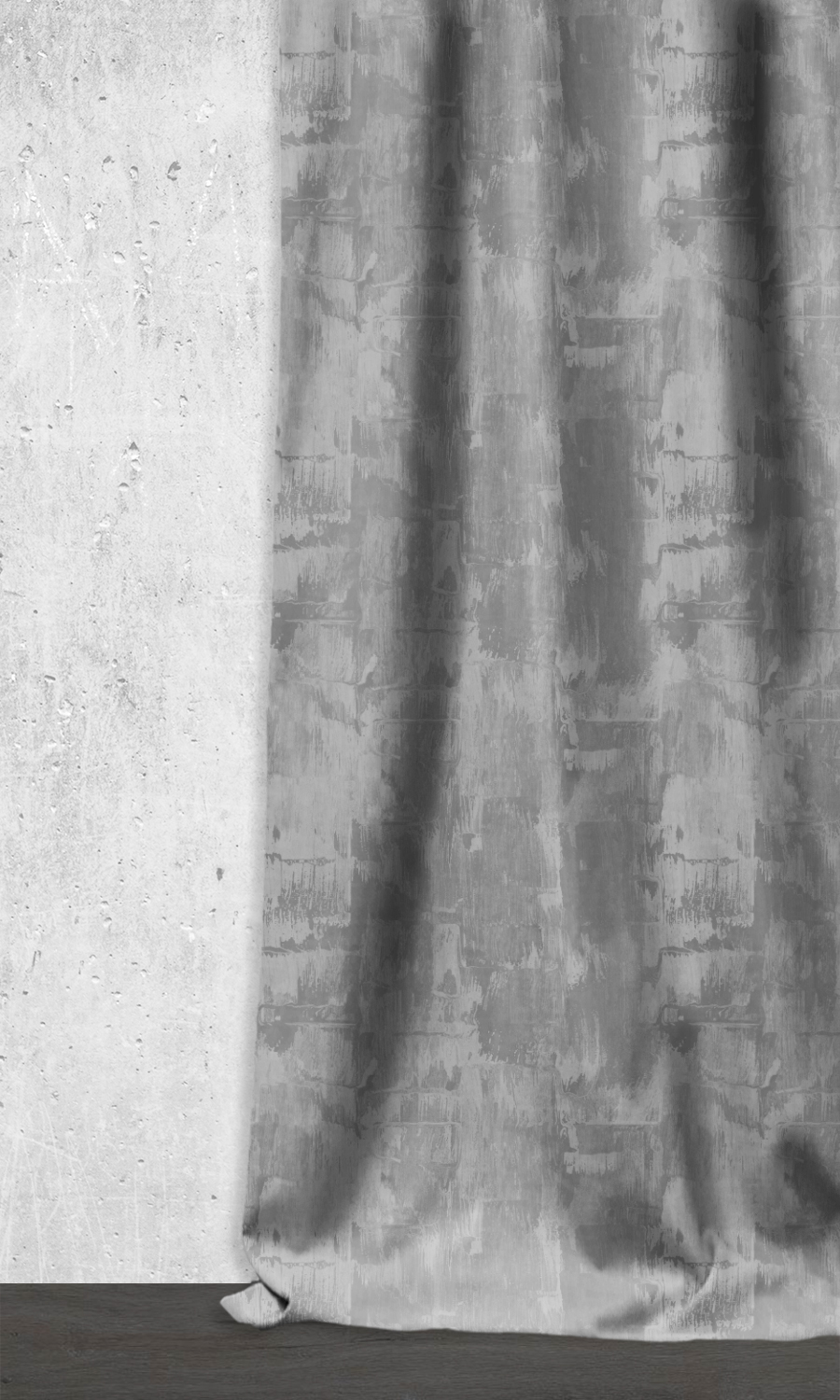 Abstract Extra Long Custom Curtains