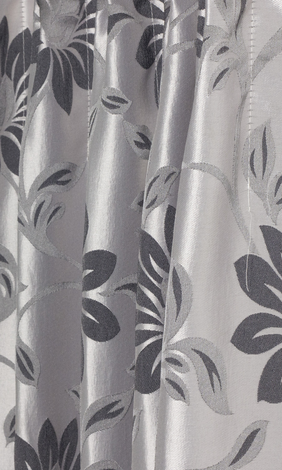 Affordable Floral Window Treatments