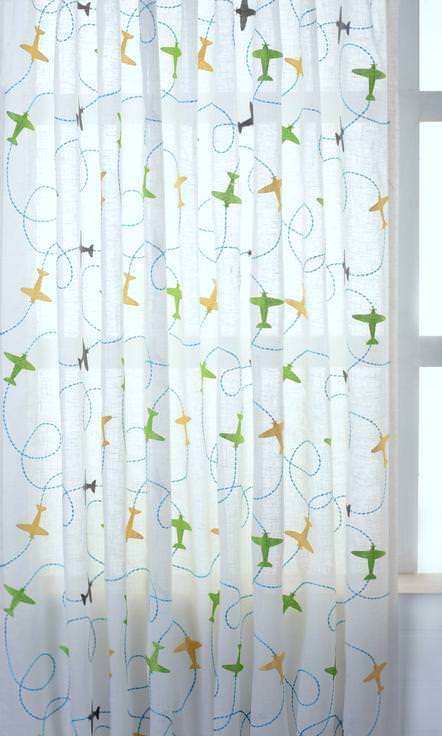 Sheer Custom Curtains For Bedroom