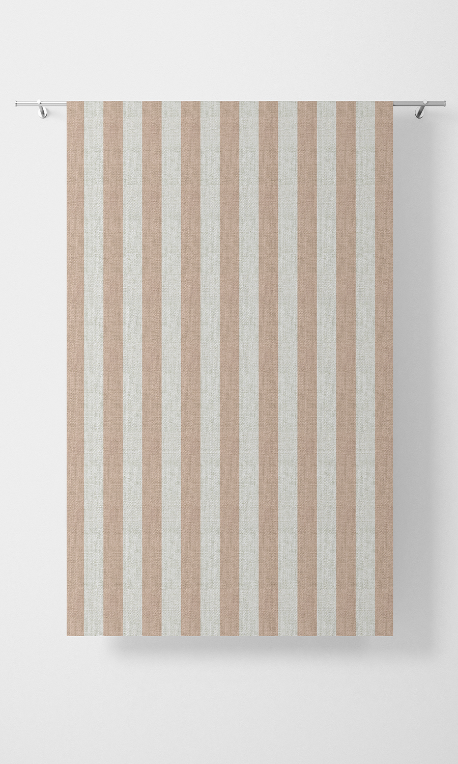 Pink Striped Cheap Custom Window Shades For Kids Room