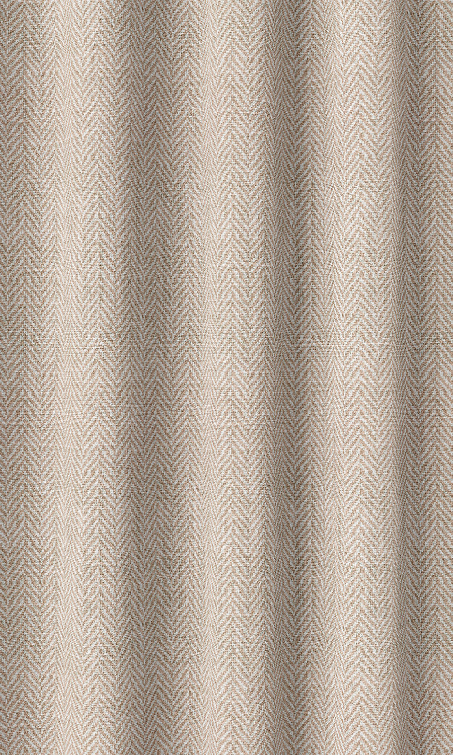 Beige Extra Long Custom Curtains For Living Room